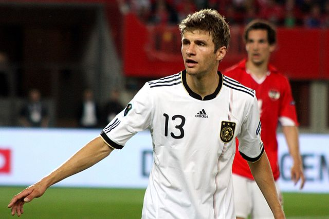 Thomas Müller, one of our World Cup Fantasy Football tips for the quarter-finals