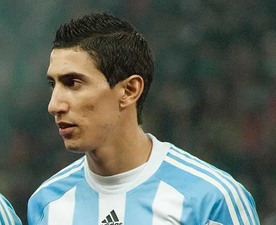There were many Ángel Di María jokes as United exited the Capital One Cup at the hands of MK Dons