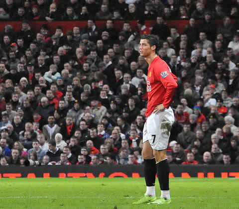 Ronaldo probably no longer cares about all these Man Utd jokes following their Premier League opening day defeat to Swansea