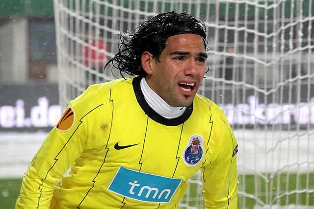 Radamel Falcao to Liverpool jokes were soon cracked after reports of a possible move away from Monaco