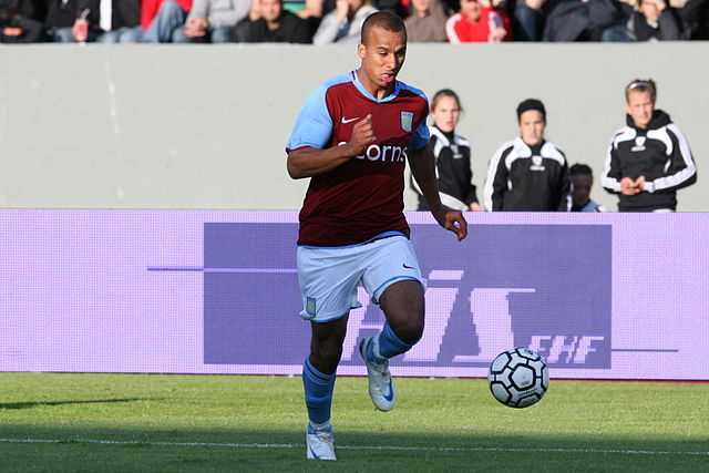 Gabriel Agbonlahor, one of our Fantasy Premier League tips for Gameweek 5 forwards