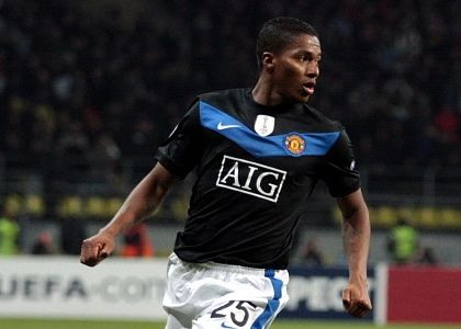 Antonio Valencia sexting allegations appeared in The Sun on Sunday