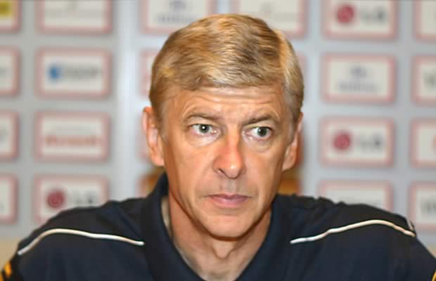 Arsène Wenger post-fight press conference after his touchline clash with José Mourinho during Chelsea 2-0 Arsenal was as heated as the match