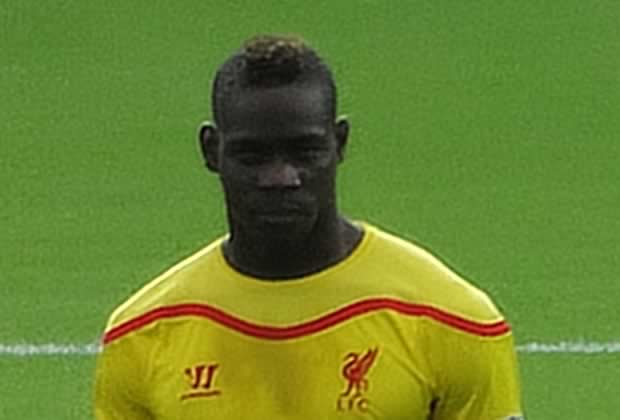 Twitter is shocked as Liverpool's Mario Balotelli scores in the League Cup against Swansea