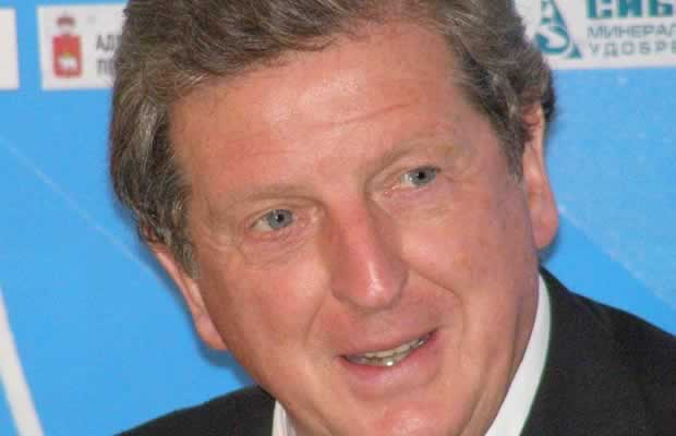 Roy Hodgson vines of the England manager's match reactions and dancing were on Twitter after England 5-0 San Marino