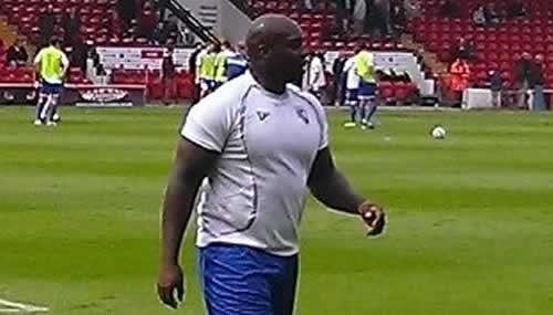 Adebayo Akinfenwa jokes were all over Twitter as The Beast and AFC Wimbledon took on Liverpool in the FA Cup third-round