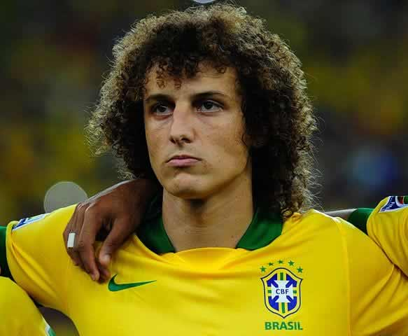 David Luiz TOTY jokes were inevitable after his dubious World Cup performances did not hint at an inclusion in FIFA's Team of the Year