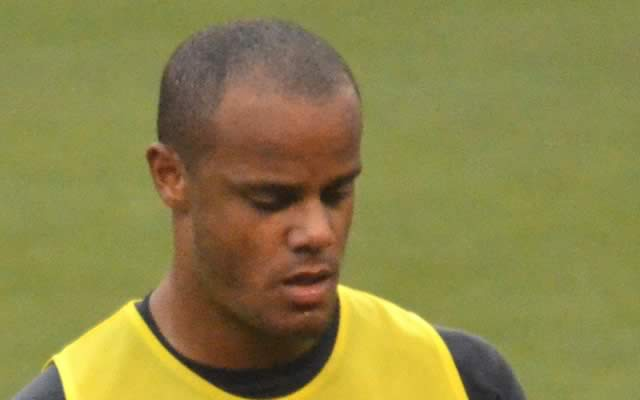 The Manchester City captain will not want to see the Vincent Kompany jokes from Manchester City 0-2 Arsenal