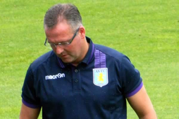 Paul Lambert jokes are a sad end to his time at Aston Villa