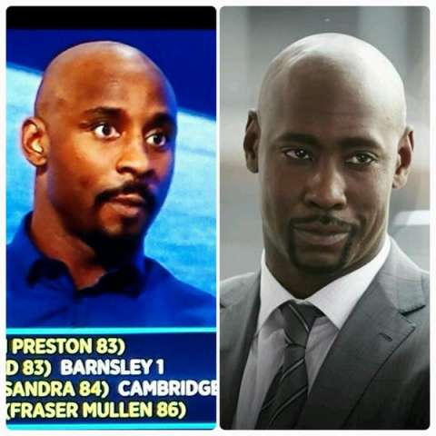 The best Jason Roberts tweets include this celebrity lookalike
