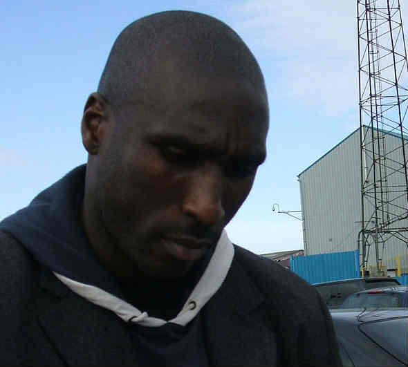 Sol Campbell, author of the Sol Campbell politics tweets
