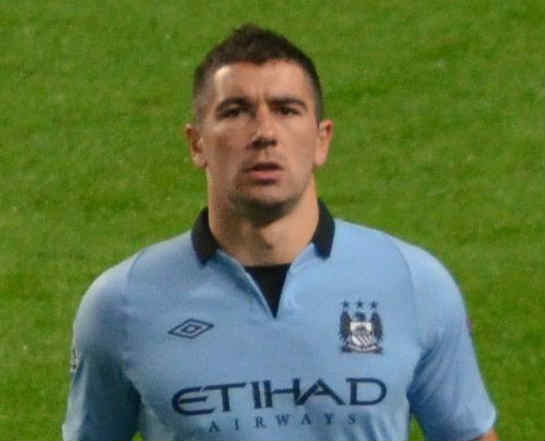 Aleksandar Kolarov, one of our top 10 Fantasy Premier League bargains for 2015-16 defenders