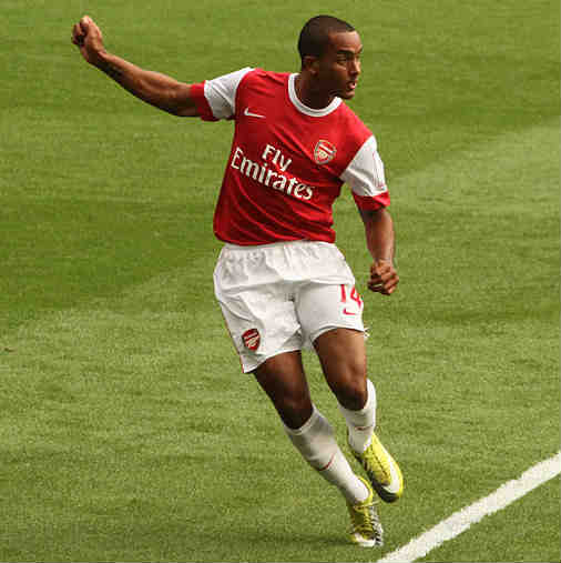 Theo Walcott, one of our Arsenal bargains for the 2015-16 season