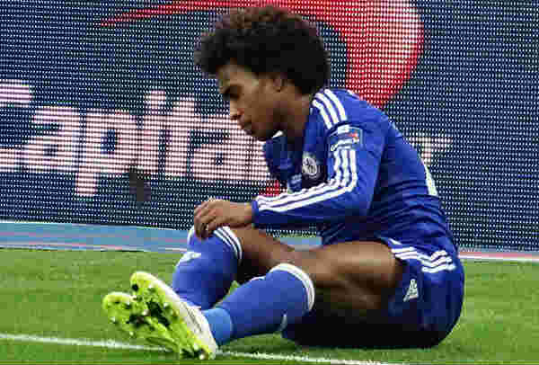 Willian, one of our Chelsea bargains for the 2015-16 Fantasy Premier League