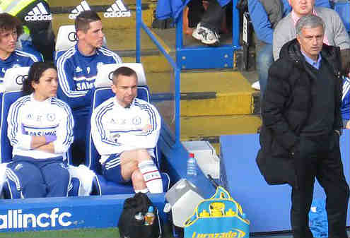 Eva Carneiro is a key protagonist of these Chelsea doctor jokes