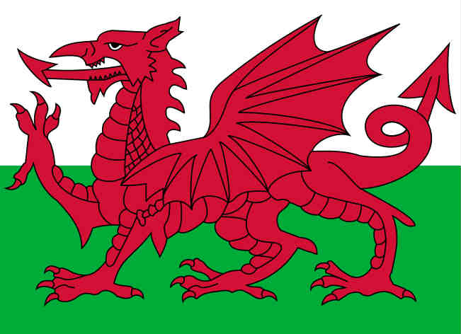 Dragon proud as Wales go above England in Fifa rankings