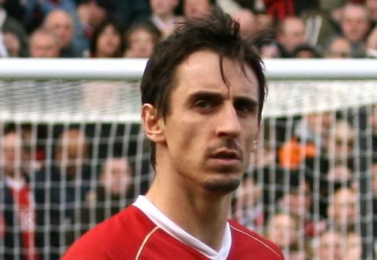 The tweets as Gary Neville loses first game in charge of Valencia will give the brothers something to think about after the 0-2 defeat to Lyon sent them out of the Champions League