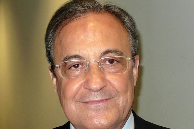 There were lots of Florentino Pérez jokes after his delayed press conference and statement regarding the sacking of Rafael Benítez