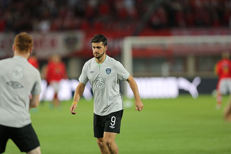 Shane Long, client of Shane's Long agent