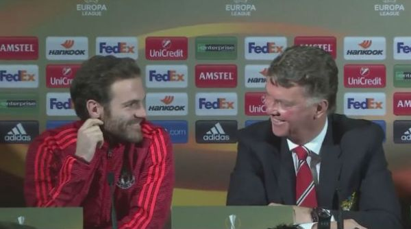 Louis van Gaal says he wants his players to be more