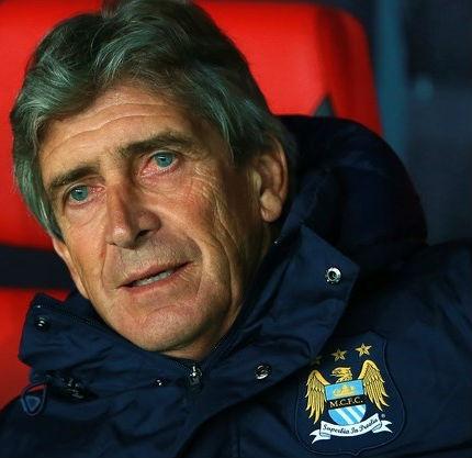 Manuel Pellegrini might grimace at all these Man City jokes