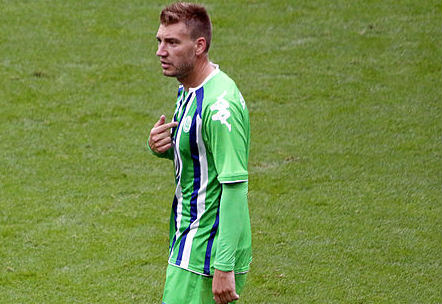 Nicklas Bendtner is China-bound, according to reports