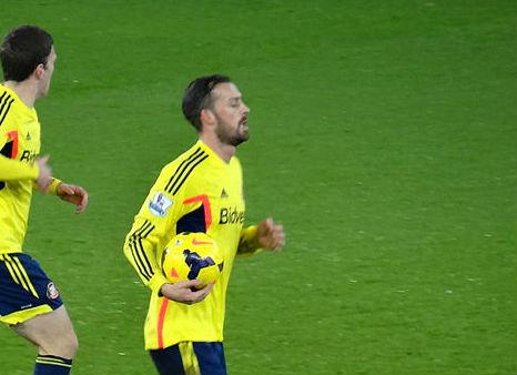 Steven Fletcher jokes were flying when Marseille pounced for him