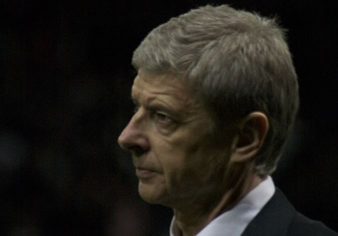 Many fans chimed in with Wenger out jokes after Arsenal 1-2 Swansea