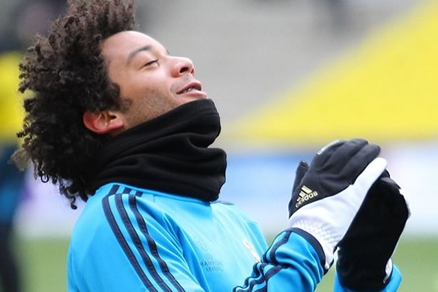 He may be reconsidering his acting after seeing the Marcelo acting jokes and memes after his dive against Wolfsburg in the UCL quarter-final first leg that ended 2-0