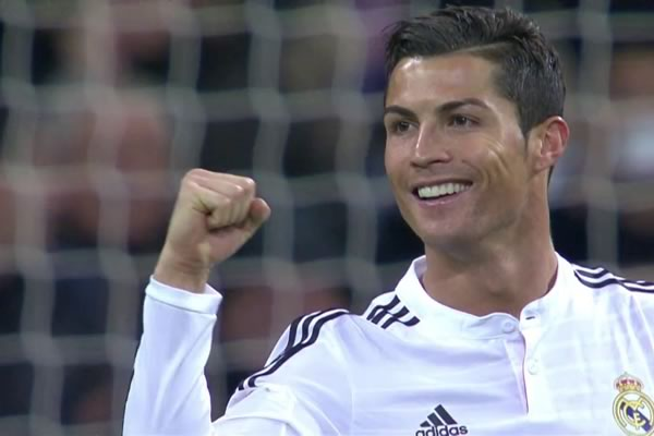 Ronaldo will be pleased with the jokes from the Champions League final as Real beat Atlético on penalties
