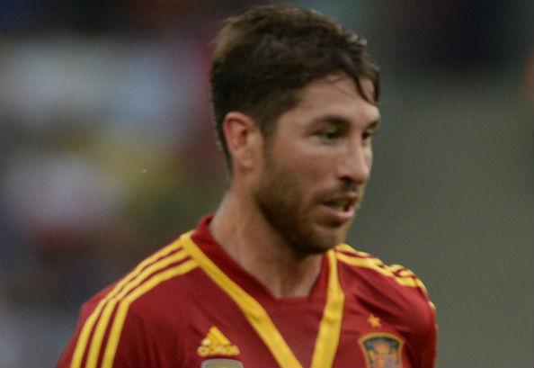 Sergio Ramos penalty jokes were in order as he missed against Croatia