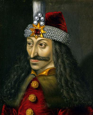 Zlatan lookalike Vlad the Impaler