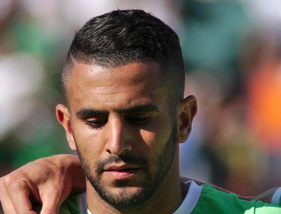 Arsenal sign Riyad Mahrez lookalike, not this real one