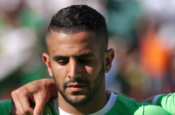 Riyad Mahrez has signed a new contract at Leicester City