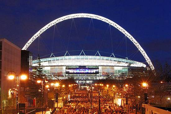 Spurs lose at Wembley, 1-2 to Monaco, in front of record crowd