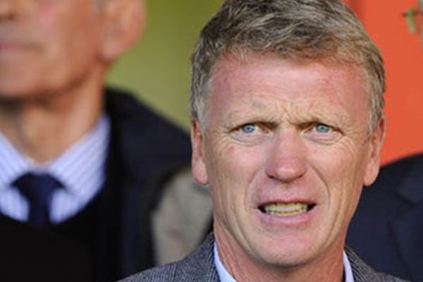 As David Moyes's Sunderland lost 0-3 to Everton, there were lots of jokes