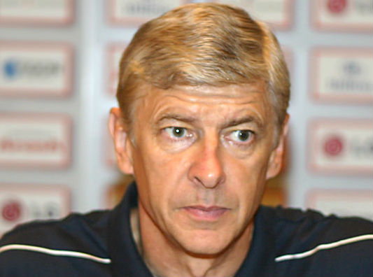 Arsène Wenger has been Arsenal manager for twenty years