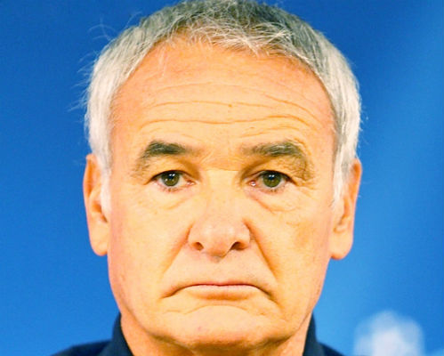 Claudio Ranieri's Leicester aren't actually that weird