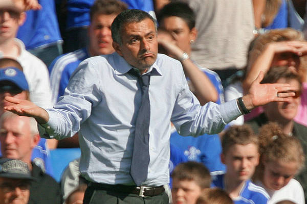 There were more jokes after Chelsea 4-0 Manchester United