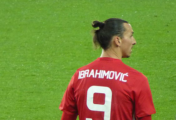 Zlatan Ibrahimović's position under threat from statue