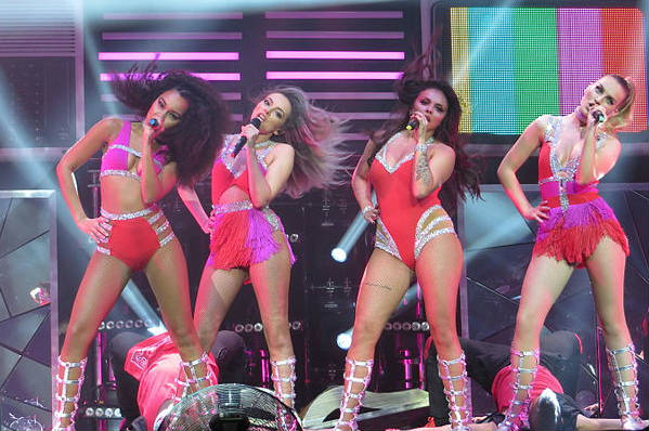 There were jokes during the Little Mix Rangers feud over who shall be Christmas No. 1