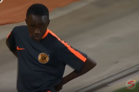 Referee sends off ball boy in South African league clash