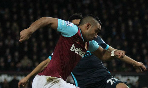 Dimitri Payet has gone on strike from West Ham