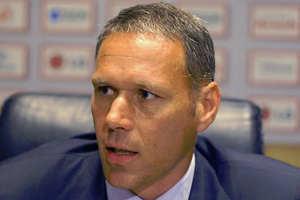 There were lots of jokes about the Marco van Basten rule changes after he proposed his ideas for football