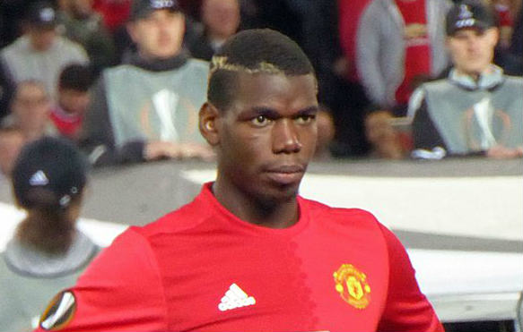 Man Utd's Paul Pogba strives for tw*ttishness
