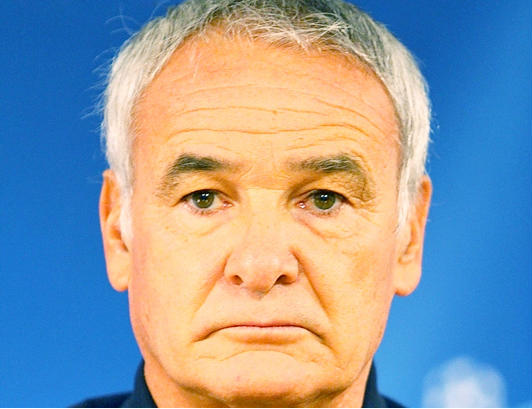 Claudio Ranieri has been given a vote of confidence by Leicester City
