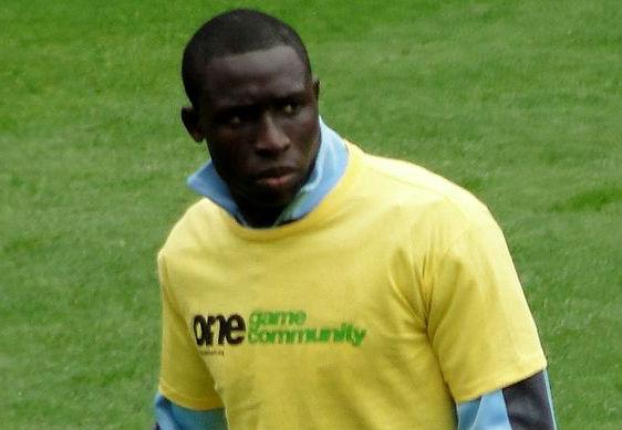 Mohamed Diamé scored a fluke goal during Brighton 1-2 Newcastle