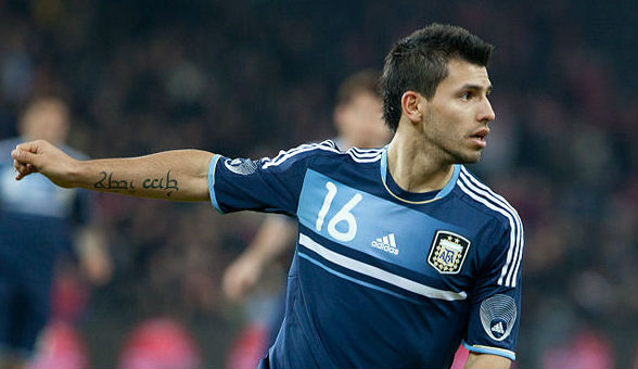 Sergio Agüero wants to start his own Manchester City