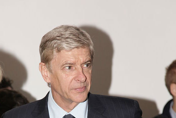 Arsène Wenger, described by Chris Sutton as like an uncle at a party