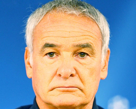 Claudio Ranieri was having a great season at Leicester, it turns out